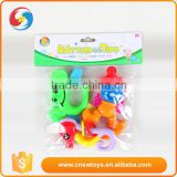 Factory wholesale cheap personalized best music plastic colorful baby rattle                                                                         Quality Choice