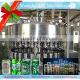 aluminum /tin /Pop /PET can filling machine /Can Filling Production Line(CC-1)