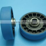 hot sale plastic step chain roller for escalator parts