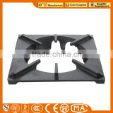 china supplier cast iron grate gas burner cooktop parts kitchen equipment cast iron series