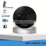 Camnoopy wireless cube cctv face detection camera p2p alarm camera support onvif function