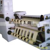 YET06-06 automatic high efficiency bopp jumbo roll & stretch film slitting & rewinding