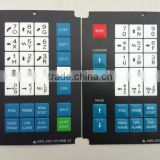fanuc keyboard cover membrane sheet A98L-0001-0518#M #T                                                                         Quality Choice