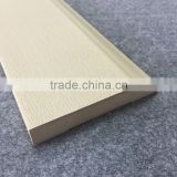 Wooden Embossed WPC Floor Trim Skirting Boards Baseboards Moldings