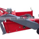 Good performance combined potato harvester,walking tractor potato