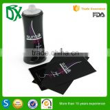 Promotion item High quality premium customize heat sealable pvc shrink sleeve for plastic bottle labels
