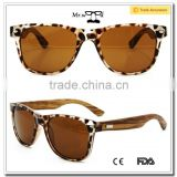 Polariod Bamboo Sunglasses Men Vantage Polarized Wooden Sunglass With High Quality For Fishing Or Driving