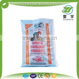 Alibaba Guangxi supplier BOPP coated ploybag 25kg/50kg pet food/animal feed packing bag laminated woven bag