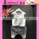 2015 Europe Style Fashion Boutique Shop Hot Clothes Factory Selling High Quality Newborn Baby Boy Clothes