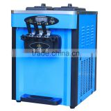 2+1 mixed flavours Table top frozen yogurt ice cream machine and Soft Serve Ice Cream Machine