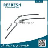 Aero windscreen wiper blades for RENAULT MEGANE 2