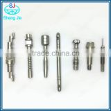 Manufacturer supply High precision CNC processing spline shaft,output shaft stainless drive shaft