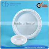 Plastic airline product cheap disposable mini dish