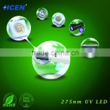 275nm germicidal uvc led for Disinfection or medical uv sterilizer
