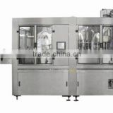 automatic liquid filling and capping machine,glass bottle washing filling capping machine,bottle filling capping