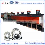 mesh belt industrial digital electric china surface quenching furnace for screws and bolts