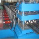 3 Waves Universal Gearbox Guardrail Roll Forming Machine