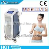 Face Lifting Depilator For Permanent Hair Removal High Power / 808 Laser Diodes For Fast Hair Removal