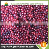 Hot sale frozen lingonberry price