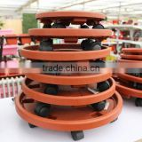 plastic Roller moving susan turntable plate machines/plant tray