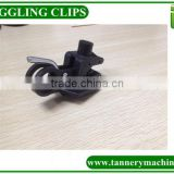 auto sheep leather nylon clip