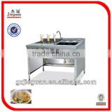 Gas Convection pasta Cooker and Bain Marie(GH-1176)