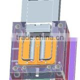 Cutter plastic handle injection mould