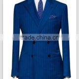 wool slim fit suits for men wedding dress custom mens 3 piece suit Blazer with vest pants suit