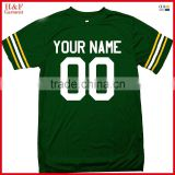 2017 wholesale cheap national team latest designs youth sublimated custom american football jersey