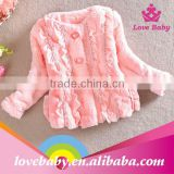 Wholesale lovebaby new arrival pink baby winter clothes