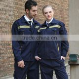 Juqian OEM Breathable winter protecting cheap long work uniform hot sale cheap engineering workwear uniform