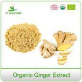 100% Organic Whole Ginger Root Extract Powder