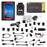 Launch X-431 V 8inch Tablet Scanner Wifi/Bluetooth Full System Launch X431 V Diagnostic Tool