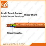 60245 IEC 53(YZ) 300/500V Ordinary Duty Tough Rubber Insulated And Sheathed Flexible Cable