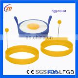 2016 egg carton mold/fried egg mold/silicone egg cooker