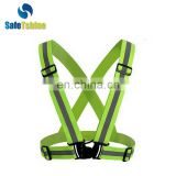 Good peputation factory price high reflective safety belt
