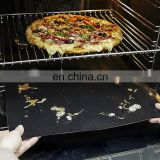 Food grade heat resistant glass fiber baking mat for microwave oven using