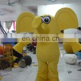 Lovely Elephant mascot costume,mascot costumes for sale