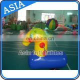Commercial grade pvc inflatable pony hops /hippity hops bouncer