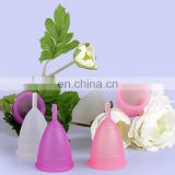 A Soft, Comfortable & Safe Medical Grade Silicone Menstrual Cup #MC-01
