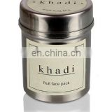 Khadi Natural Herbal Fruit Face Mask SLS Free
