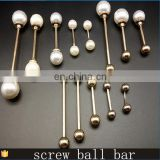 Inquiry about Top Quality Metal Pearl Ball Screw on