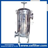 Water filter housing with PALL large flow filter element