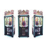 HELEN ANIMATE- New Fashion Profitable tough glass full screen gate play gift machine OPEN SESAME