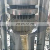 Stainless Steel Hemp Hydraulic Oil Extraction Machine Sesame Oil Press Machine Hemp Oil Processing Machine