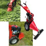6.5HP gaoline engine sickle bar mower with cutter width 900mm