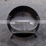 Adjustable Height Bubble Grills BBQ Fire Table