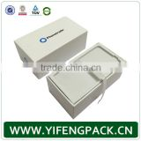 customized color paper box packaging for MP3 Player &electric products packaging box