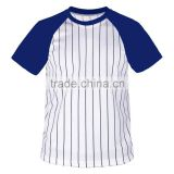 Adult's China Baseball Buttons Shirt Baseball Jersey Wholesale