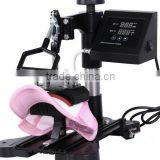 the hot seller cap heat press machine, printing machine for hat/base ball caps